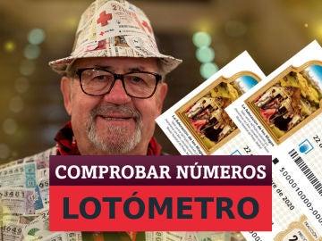 Comprobar números de la lotería de Navidad con el Lotómetro: consulta si tus décimos han sido premiados con el Gordo
