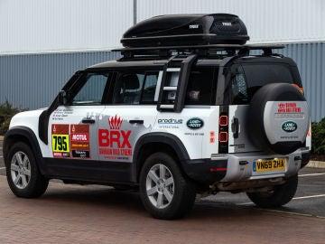 Si bien no competirán por la victoria, Land Rover tendrá cierta presencia en el Rally Dakar