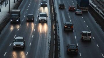 Las condiciones climatológicas pueden dar situaciones difíciles al volante
