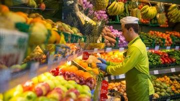 Productos frescos en supermercados Dialprix