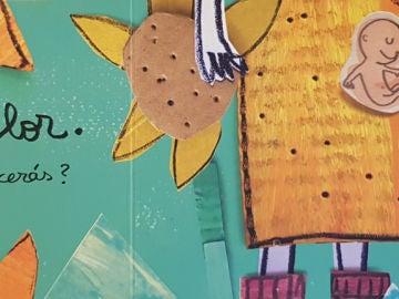 Ilustración de 'Mamá', de Anna Llenas