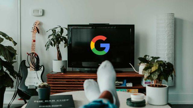 Añade cuentas de Google a tu Android TV