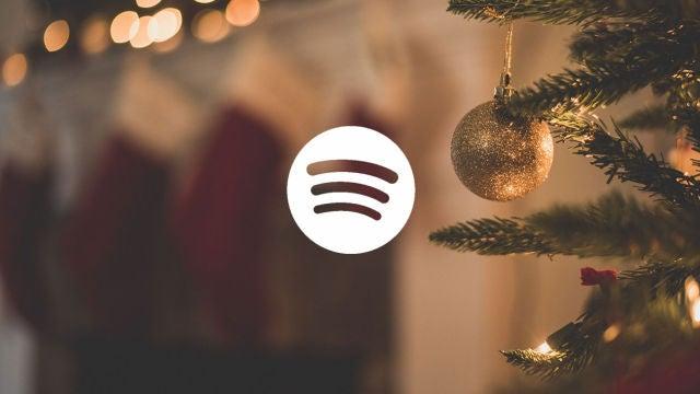 Spotify y la Navidad