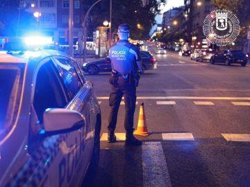 Imagen de archivo de la Policía Municipal de Madrid