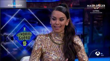 Cristina Pedroche da las claves más esperadas de su vestido de las Campanadas