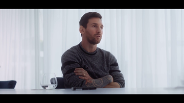 """Leo Messi sorprende a Évole al hablar de su futuro: """"Siempre tuve la ilusión de vivir y estar en la Liga de EEUU"""""""