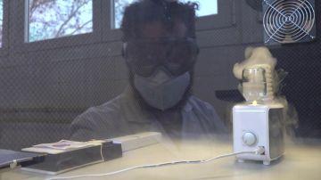 El nuevo sistema, basado en un biosensor másico de alta sensibilidad