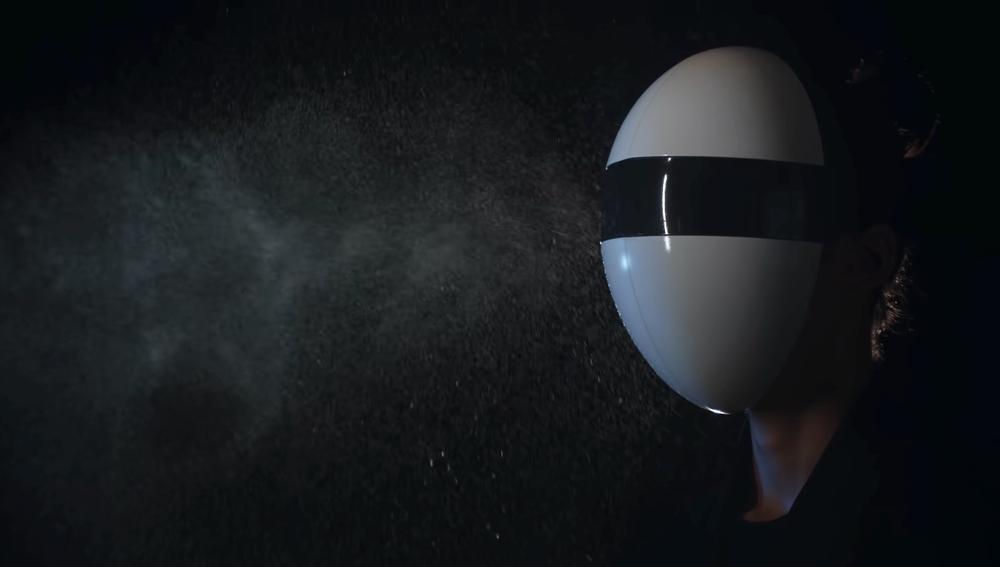 Blanc filtra y evita que partículas, virus y bacterias acaben en el interior.