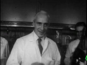 Severo Ochoa, el médico español que se nacionalizó en Estados Unidos para poder seguir investigando