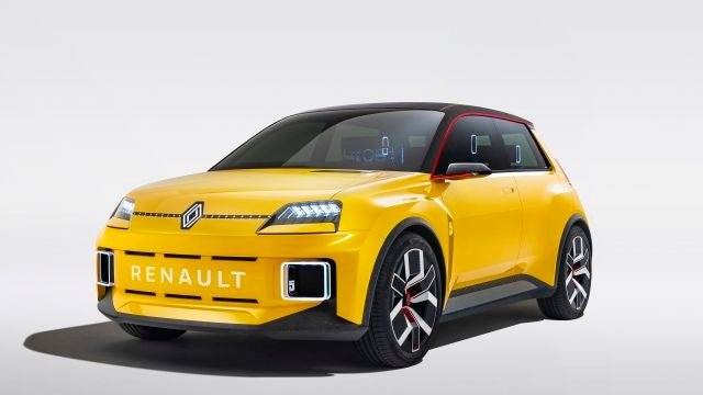 Renault 5 2022 concept