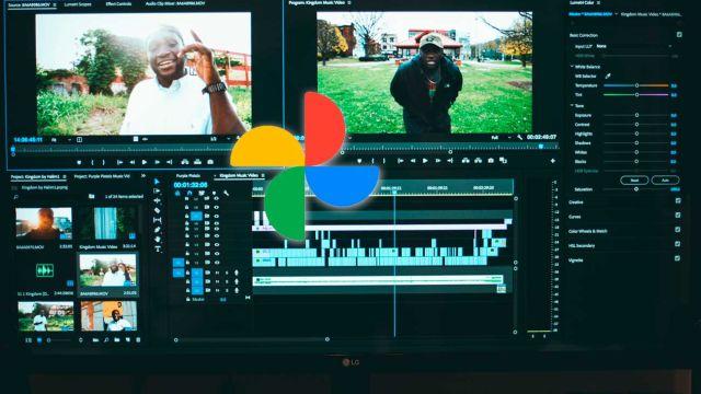 Editando vídeos con Google Fotos