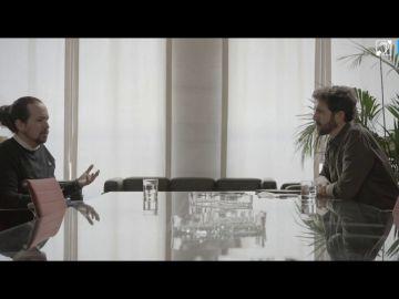 """Pablo Iglesias charla con Gonzo el domingo en Salvados: """"Me he dado cuenta de que estar en el Gobierno no es estar en el poder"""""""