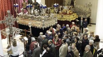 José Sáez Sironi, presidente de la Junta Mayor, pide a todos los cofrades celebrar una semana santa diferente
