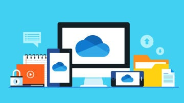 OneDrive, la nube de Microsoft.