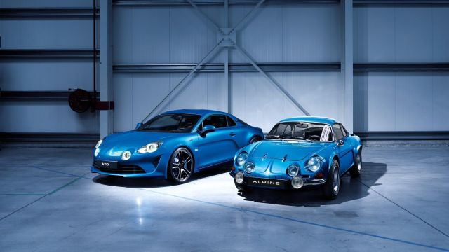 Futuro Alpine Renault Sport