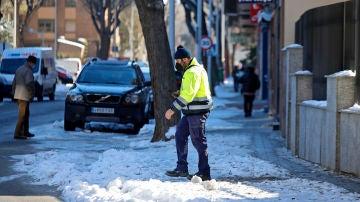 Madrid y España   Última hora de la ola de frío y nieve, calles limpias y estado de las carreteras