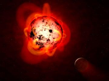 El estudio de las emisiones de radio de Proxima Centauri abre una nueva via para monitorizar exoplanetas