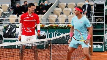 Djokovic y Nadal