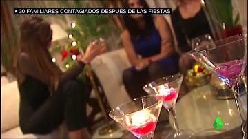 Una pareja contagiada genera un brote familiar con 30 positivos tras reunirse en las fiestas navideñas