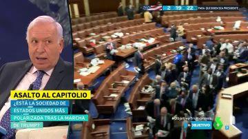 ¿Sería posible en España un asalto como el del Capitolio?