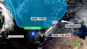 Vienen más Filomenas: así afectará el cambio climático a España en los próximos años