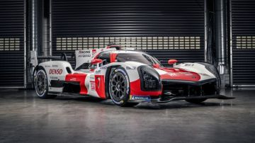 Toyota GR010 HYBRID Le Mans Hypercar