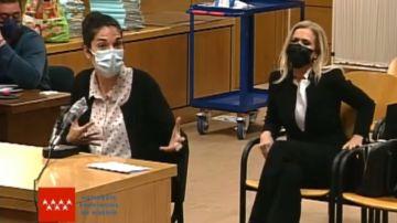 """Cristina Cifuentes, en el banquillo por el 'caso master': su profesora """"no recuerda"""" que presentara el trabajo"""