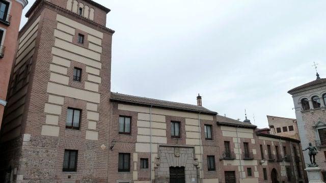 Torre y Casa de los Lujanes