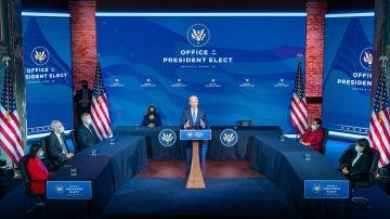 De Lady Gada a Tom Hanks y con un Capitolio casi vacío: así será la toma de posesión de Joe Biden