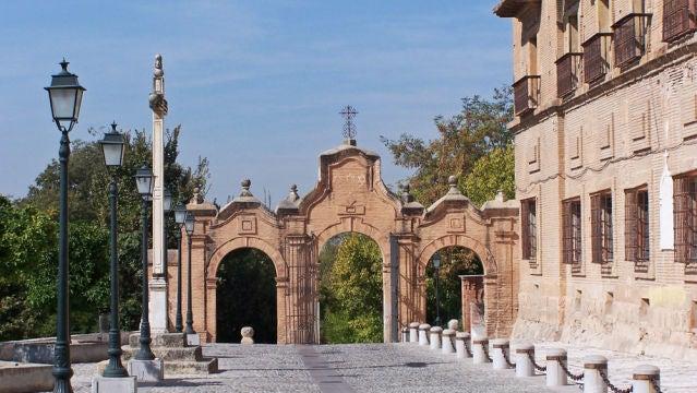 Abadía del Sacromente