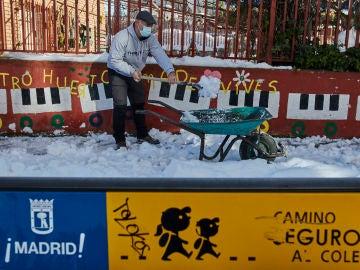 ¿Cuándo se irá la nieve en Madrid? Preguntas y respuestas sobre el temporal de lluvia que llega a la capital