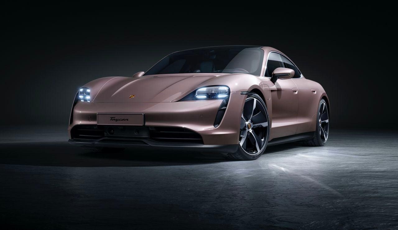Porsche Taycan cuarta variante
