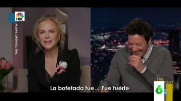 La sorprendente anécdota de Nicole Kidman sobre su comentada bofetada a Meryl Streep en la serie 'Big little lies'