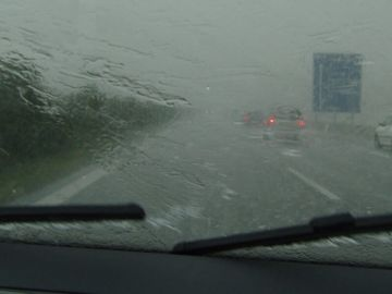 Lluvias intensas