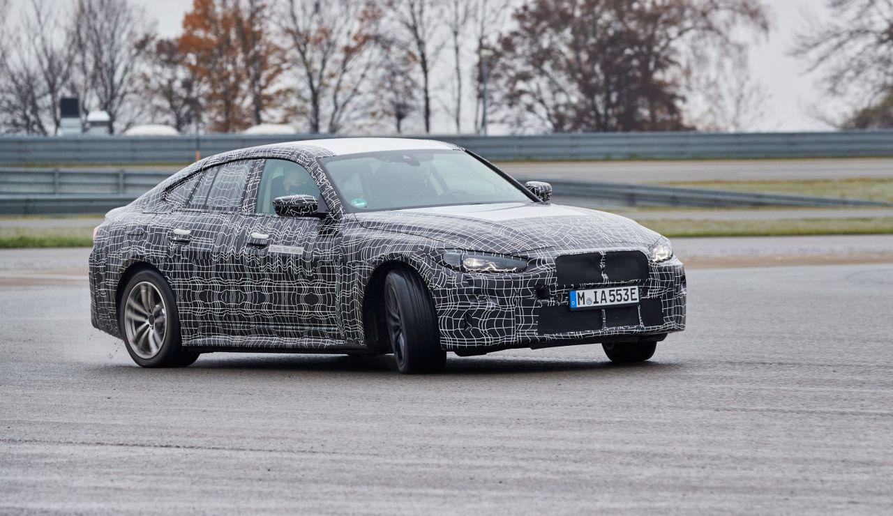 BMW i4 100% eléctrico