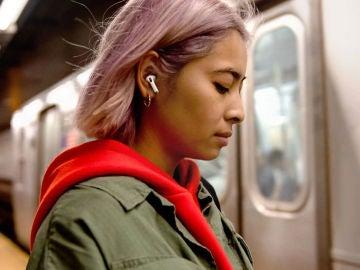 Airpods Pro de Apple.