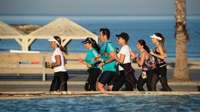 Maratón de Tel Aviv