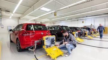 Volkswagen pruebas homologación