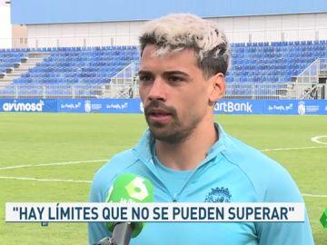 """Habla Iban Salvador, el futbolista que fue amenazado: """""""