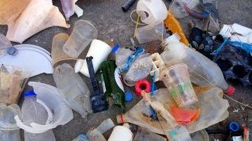 El turismo es el principal responsable de la basura marina en las playas del Mediterraneo