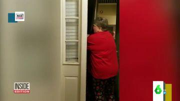El reencuentro viral de una nieta y su abuela