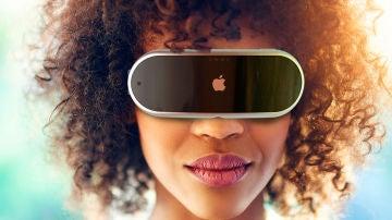 El diseño de las gafas de Apple