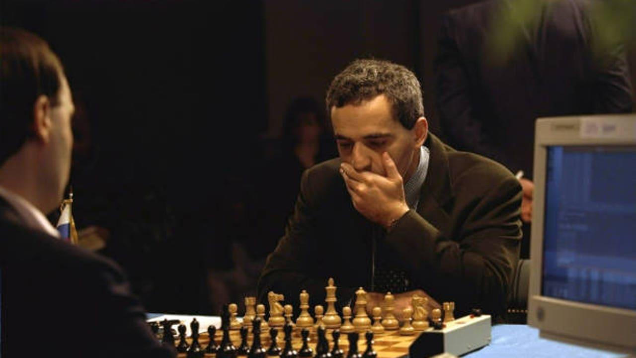 Garry Kasparov, contra la 'Deep Blue'