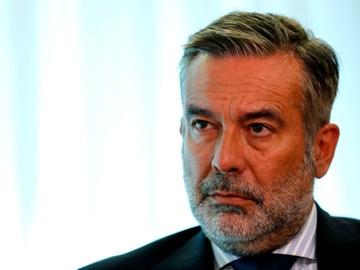 El consejero de Justicia, Interior y Víctimas, Enrique López