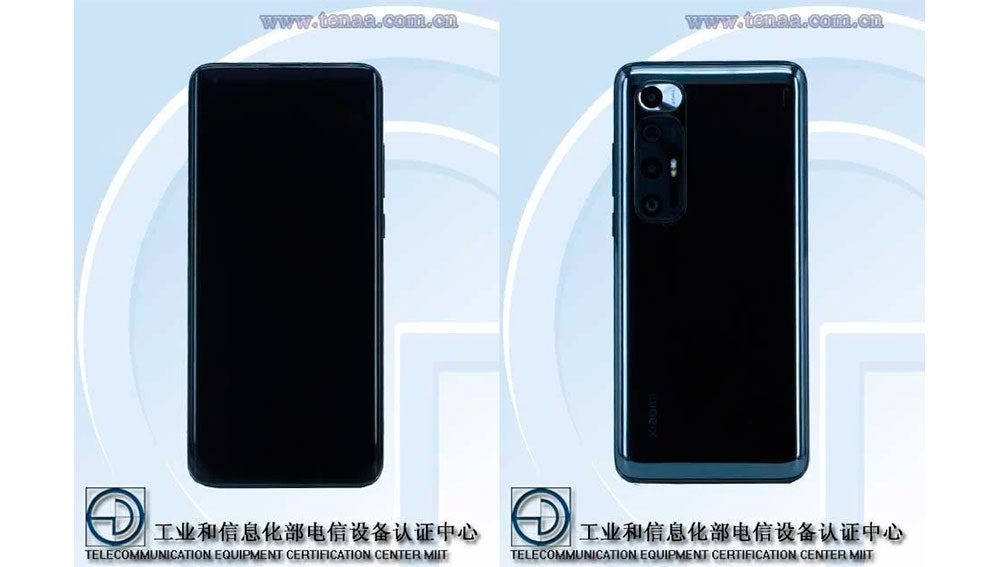 El aspecto que tendría el Xiaomi Mi 10S