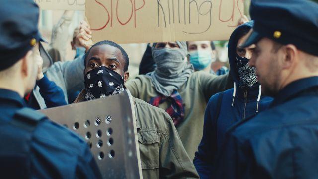 Big data para analizar la violencia policial en Estados Unidos