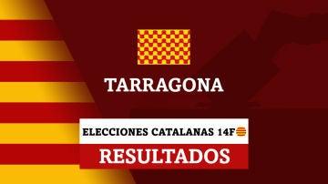 Resultados de las elecciones catalanas en Tarragona