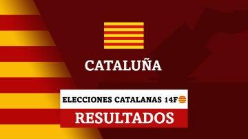 Resultados de las elecciones en Cataluña