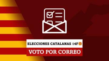 Hoy es el último día para solicitar el voto por correo en las elecciones catalanas