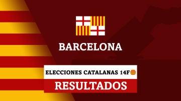 Resultados de las elecciones catalanas en Barcelona
